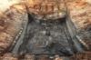 Tumulo funerario kurgan de Lagodeji, (Georgia) del 2.500 AC. en el se ve los restos de dos carros 4 ruedas macizas