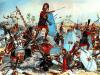 Batalla de los Llanos de Bagradas. Autor Igor Dzis