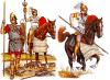 Caballeria pesada cartaginesa: de los ciudadanos y libio-fenicia