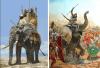 Elefante de guerra africano