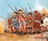 Infanteria pesada: íberos scutati