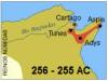 Primera Guerra Púnica: Guerra en Äfrica