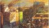 Asalto y destrucción de Cartago, se realizó calle por calle, casa por casa y habitación por habitación.