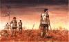 Batalla de Cannas o Cannae 216 AC. Secuelas de la batalla. Autor Jenny Dolfen