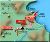 Batalla de los campamentos (203 AC). Escipión atacó de noche los campamentos de Asdrúbal y Sifax