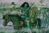 Batalla del Lago Trasimeno 217 AC. Caballería gala
