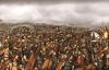Batalla del Lago Trasimeno 217 AC. Autor Donato Spedaliere
