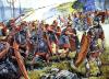 Romanos contra germanos siglo I. Autor Aleksandr Yezhov