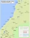 Batalla de Yarmuk: Movimientos preliminares a la batalla