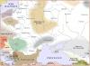 La Rus de Kiev en el años 900. Fuente Christos Nuessli