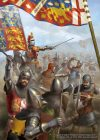 Batalla de Nájera 3 de Abril de 1367. Autor Jason Juta iral para la revista Medieval Warfare Magazine.