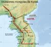 Invasiones mongolas de Corea (Goryeo) 1231-37