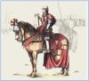 Juan Comyn el Lobo de Badenoch, líder de la caballería escocesa