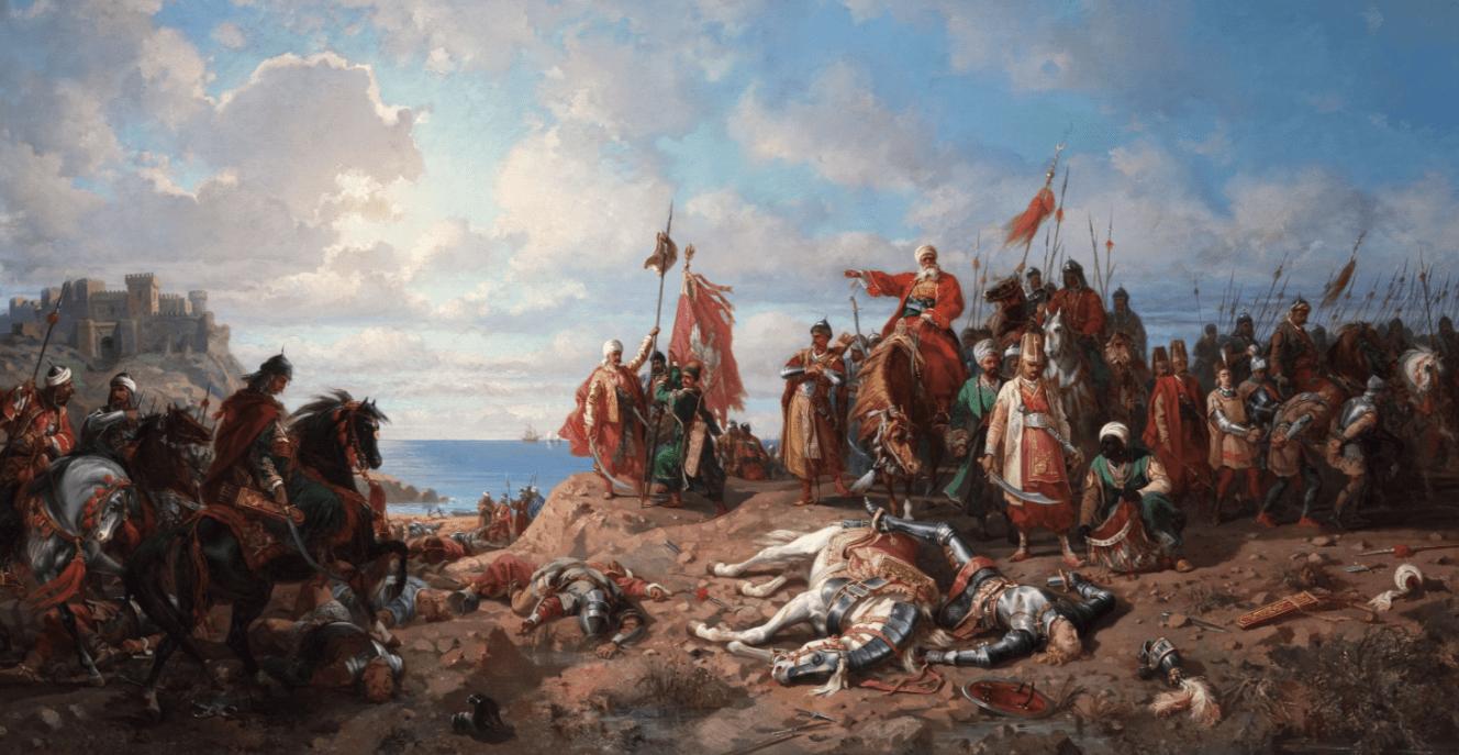 Batalla de Varna 1444