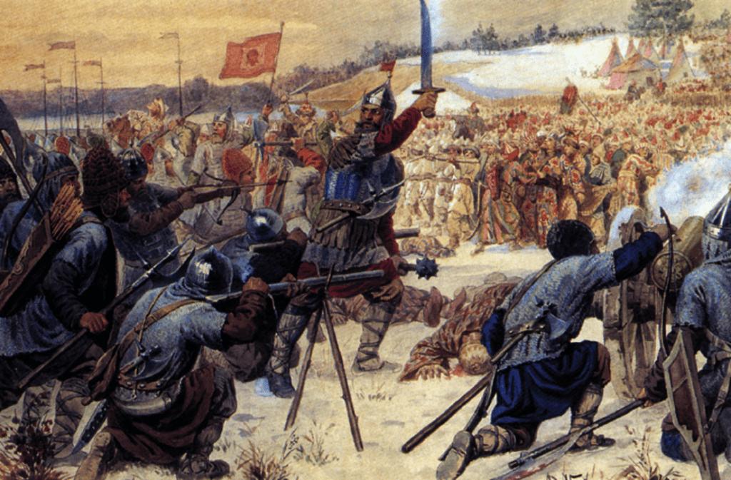 https://imagenes.arrecaballo.es/wp-content/uploads/2019/01/conquista-del-khanato-de-siberia-o-de-sibir-batalla-entre-cosacos-y-tartaros-1024x673.png 1024w, https://imagenes.arrecaballo.es/wp-content/uploads/2019/01/conquista-del-khanato-de-siberia-o-de-sibir-batalla-entre-cosacos-y-tartaros-300x197.png 300w, https://imagenes.arrecaballo.es/wp-content/uploads/2019/01/conquista-del-khanato-de-siberia-o-de-sibir-batalla-entre-cosacos-y-tartaros-768x505.png 768w, https://imagenes.arrecaballo.es/wp-content/uploads/2019/01/conquista-del-khanato-de-siberia-o-de-sibir-batalla-entre-cosacos-y-tartaros-100x66.png 100w, https://imagenes.arrecaballo.es/wp-content/uploads/2019/01/conquista-del-khanato-de-siberia-o-de-sibir-batalla-entre-cosacos-y-tartaros.png 1103w